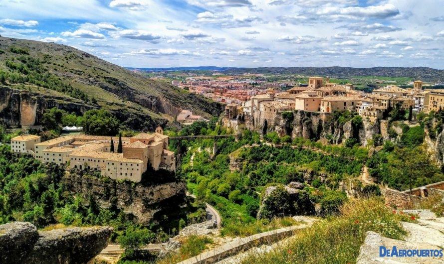 Cuenca: Patrimonio de la Humanidad a dos horas de Madrid.
