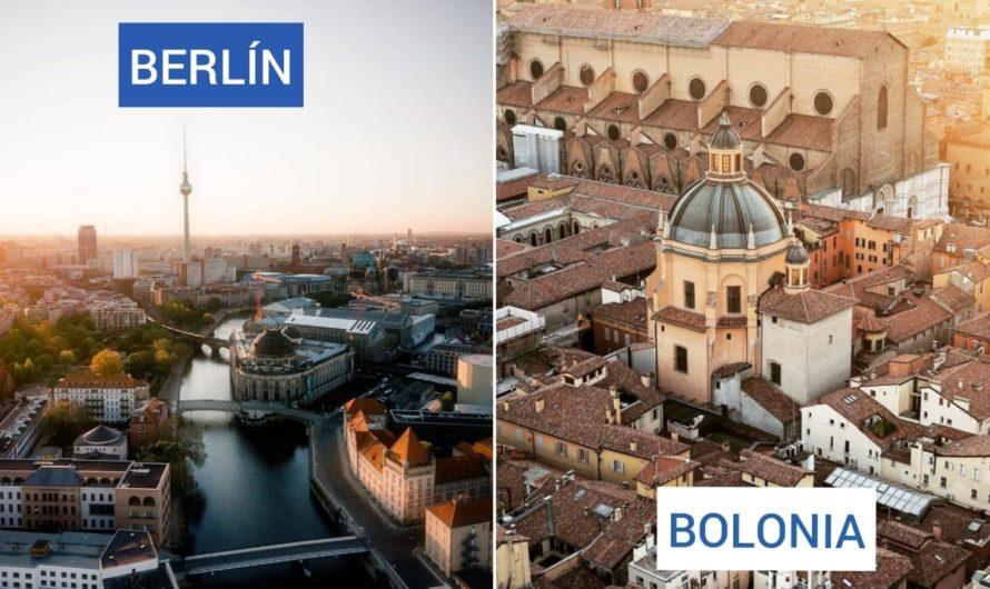 Multidestino por EUROPA. Berlín + Bolonia a partir de AR$36.916 desde San Pablo regresando a Buenos Aires