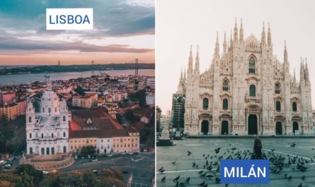 Multidestino Milán y Lisboa2
