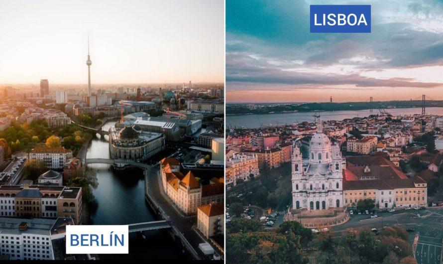 ¡Multidestino por Europa a partir de AR$26.800! ¡Berlín + Lisboa… desde San Pablo regresando a Buenos Aires!