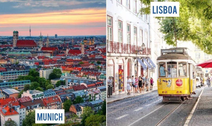 ¡Multidestino por Europa a partir de AR$29.300! ¡Munich + Lisboa… desde San Pablo regresando a Buenos Aires!