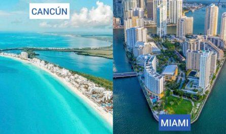 Multidestino Cancún + Miami