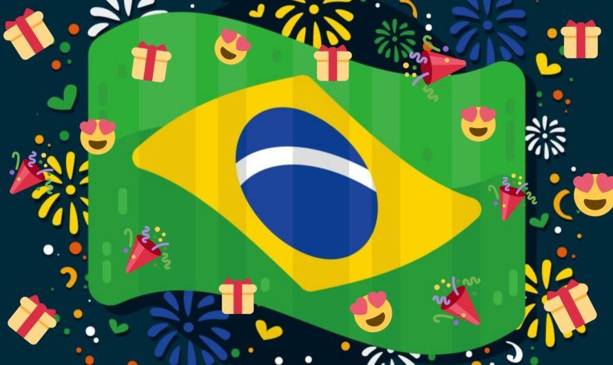 Regalamos un viaje a Brasil a dos personas especiales…