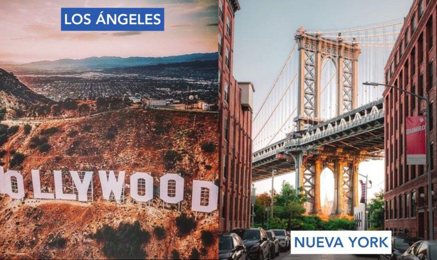 Viajá a Los Ángeles + Nueva York por menos de AR$40.000 desde Buenos Aires en 2021.
